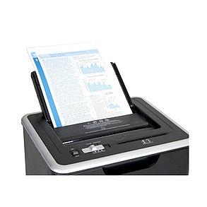 Уничтожитель бумаг,кредиток,СD (Шредер) COMIX S801, фото 2