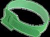 Хомут-липучка ХКл 14х310мм зеленый (100шт) IEK
