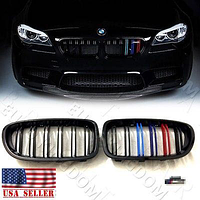 Решетка радиатора (ноздри) на BMW 5 series F10 2010-2017 г.в.