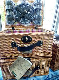 Корзины для пикника, приобрели у нас 20 августа, в количестве 6 штук.