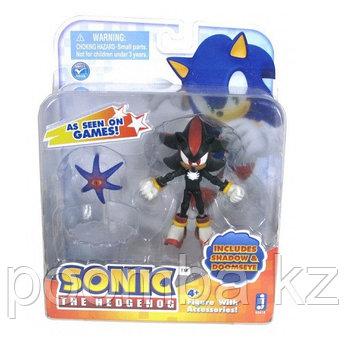 Фигурка Sonic - Шедоу и Думсдэй , 9 см