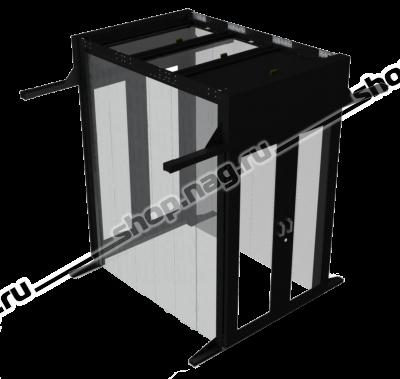 Изолированный коридор Easy 1,8 м (с двумя комплектами дверей)