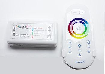 RGBW контроллер для светодиодных модулей 288W12V-M4Q-2.4G