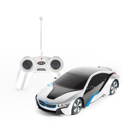 Радиоуправляемая машина RASTAR 1:24 BMW I8 48400S