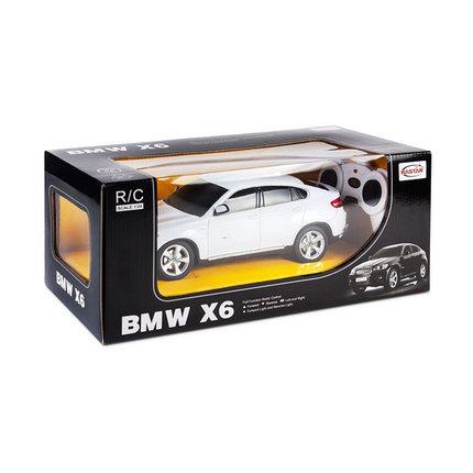 Радиоуправляемая машина RASTAR 1:24 BMW X6 31700W, фото 2