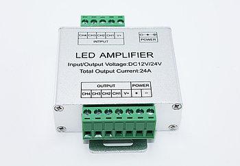 RGBW усилитель 288W12V-D4Q-1