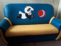 Диван и кресла для детского сада «Пандочки»
