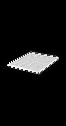 Полка усиленная для шкафа и стойки Г800мм, GY