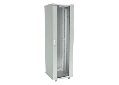 Шкаф телекоммуникационный напольный 22U 600x600мм, серия TFC (SNR-TFC-226060-GS-G)