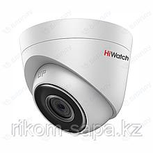 Купольная IP видеокамера HiWatch DS-I203