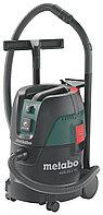 Промышленный пылесос Metabo ASA 25 L PC, 1250вт, розетка, ручн.очистка