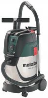 Промышленный пылесос Metabo ASA 30 L PC Inox, 1250вт, роз, ручн.очистка