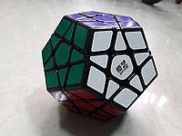 Оригинальный кубик Мегаминкс в черном пластике - отличный подарок