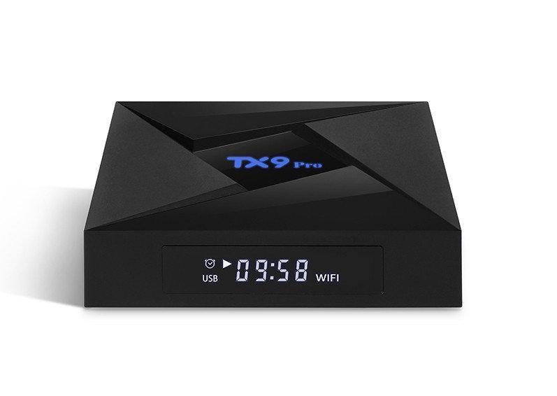 ТВ приставка Tanix TX9 Pro 3GB 32GB Amlogic S912 8 ядер Android 7.1
