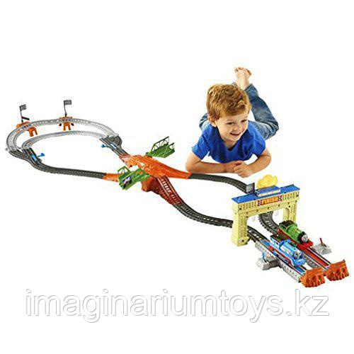 Железная дорога «Большая гонка Томаса и Перси»