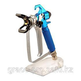 Краскораспылитель безвоздушный HYVST синий