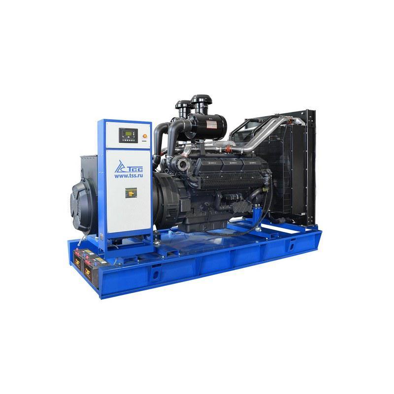 Дизельный генератор ТСС АД-360С-Т400-1РМ5