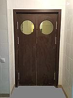 Ковбойская (маятниковая) дверь