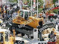 11081596 Каток опорный однобортный Liebherr PR764