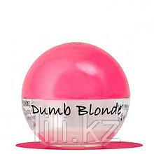 Текстурирующий крем для укладки волос, блеска и защиты от влаги - Tigi Bed head dumb blonde 50 мл.
