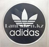 Наклейка на автомобиль Adidas круглая