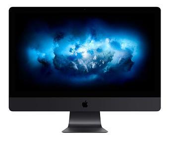 IMac Pro 27 дюйма Дисплей Retina 5K Процессор 3,0 ГГц, 10‑ядерный Intel Xeon W Ускорение Turbo Boost до 4,5 ГГ