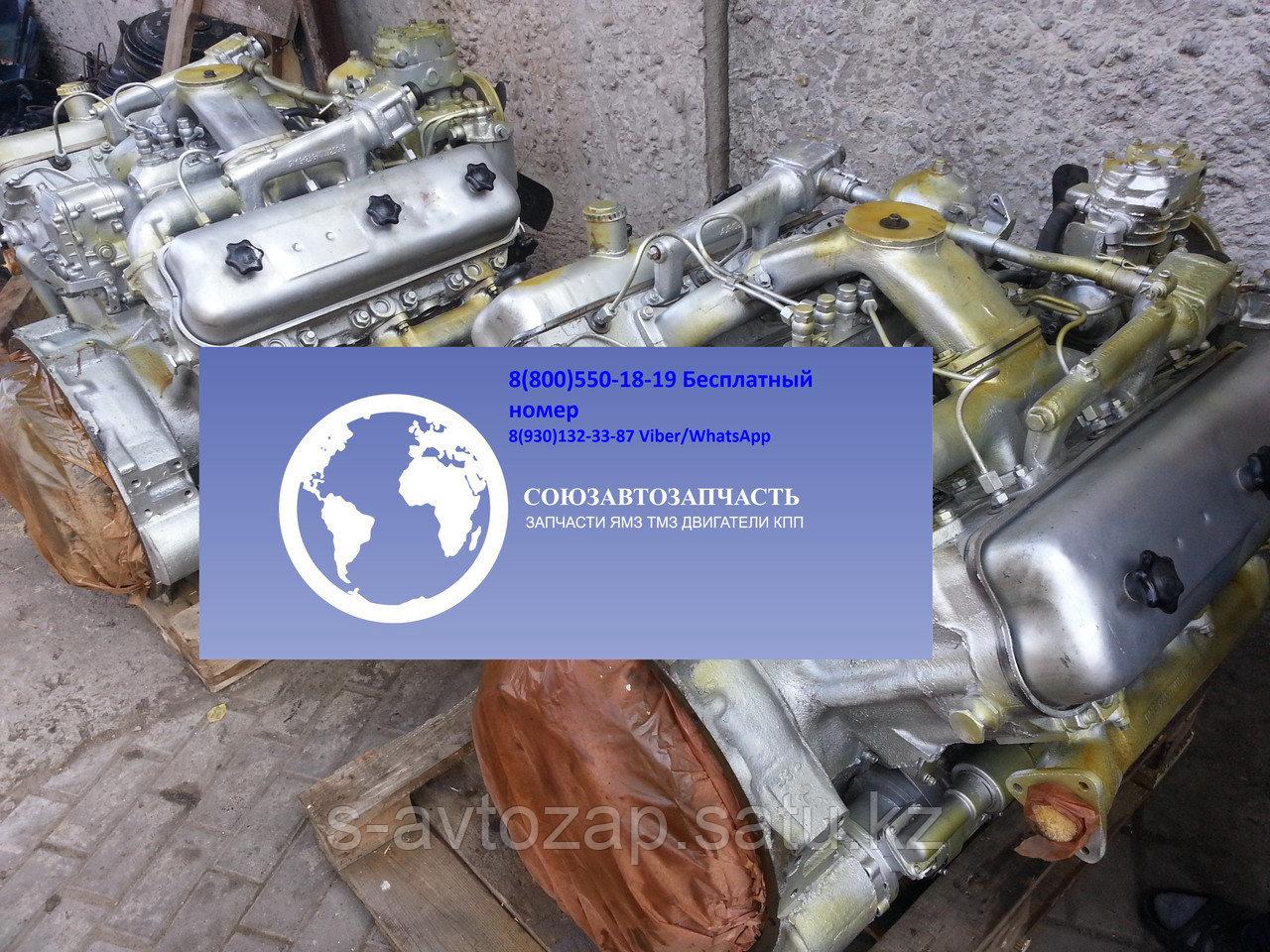 Капитальный ремонт двигателя ЯМЗ 236М2-1000186-7