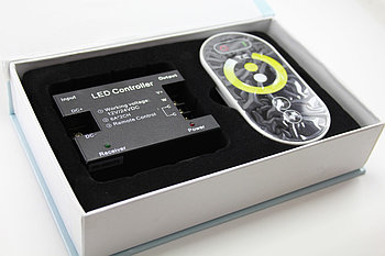 Контроллер для светодиодных модулей 144W12V-M2Q-CT6