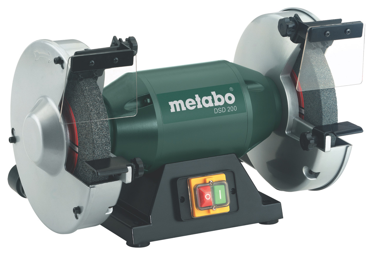 Точило Metabo DSD 200, 400В/750вт, 200х25х32мм