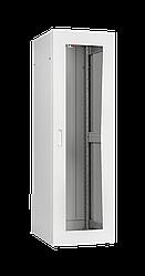 Шкаф серии Lite 18U стекло 600х800