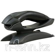Сканер 1202G-2 USB-5 черный на подставке, дальность считывания 10 м и 12 ч без бат БЕСПРОВОДНОЙ