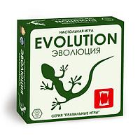 Настольная игра ПРАВИЛЬНЫЕ ИГРЫ 13-01-01 Эволюция, фото 1