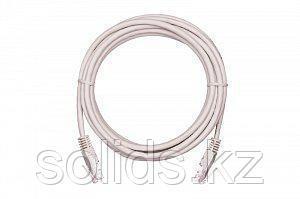 Шнур UTP 4 пары Кат.5e медный LSZH, серый, 2м, 10шт., упак