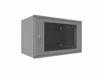 Шкаф телекоммуникационный настенный 4U, 225х520х300 мм