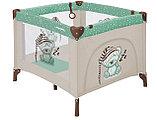 Игровой манеж Lorelli Play STATION Зелено-серый / GREEN&GREY ELEPHANT1937, фото 2