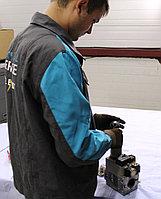 Обслуживание,ремонт, настройка газовой рампы \ арматуры \ клапана \ мультиблока горелочного устройства
