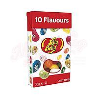 Jelly Belly 10 вкусов 35гр х 24шт (карт.пачка)