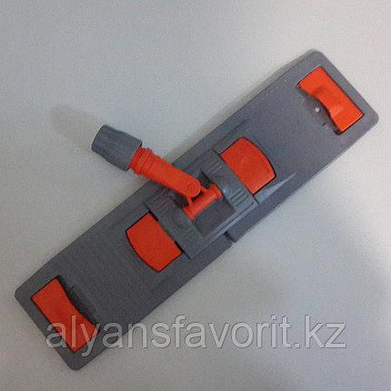 Пластиковый держатель (флундер) 50*13 см.   NPK 196- с ушками, фото 2