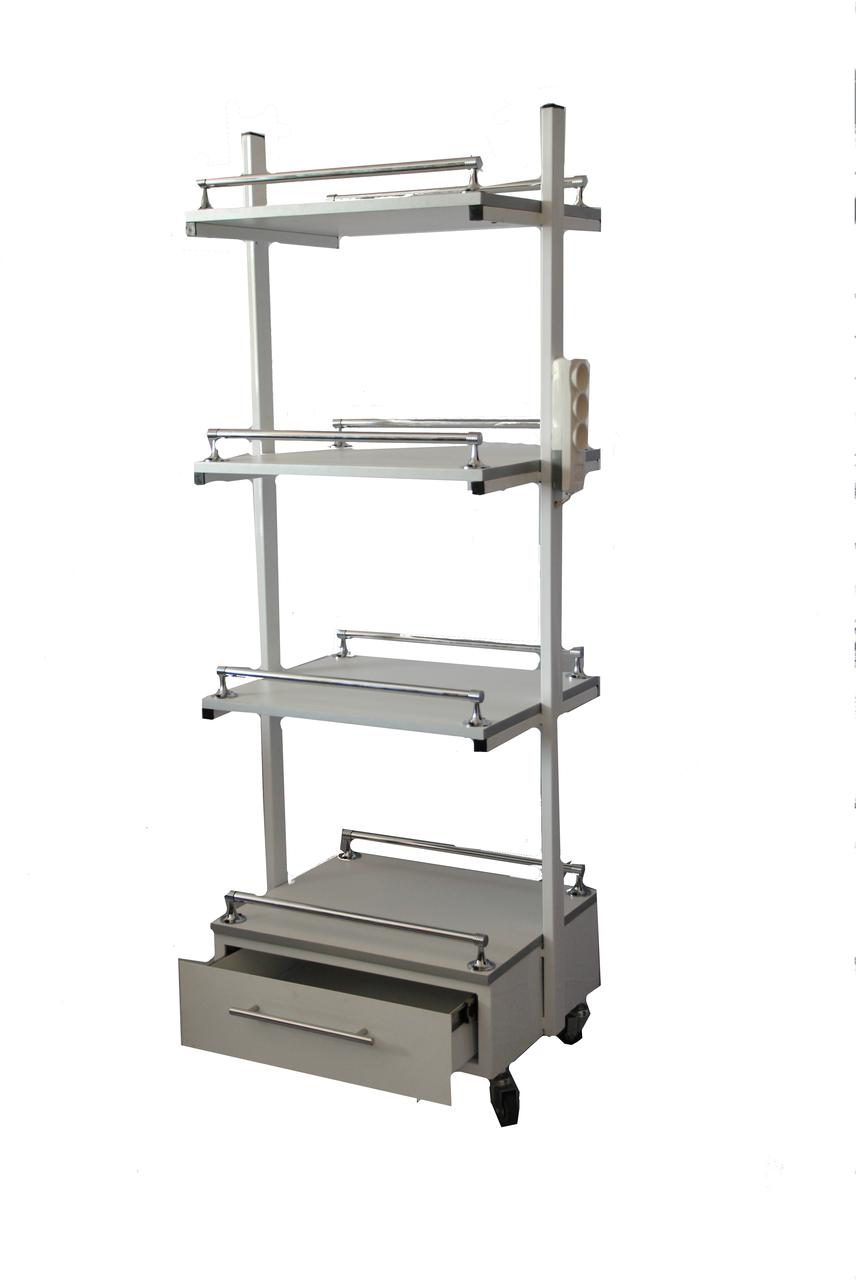 Столик медицинский функциональный СМЛ 012