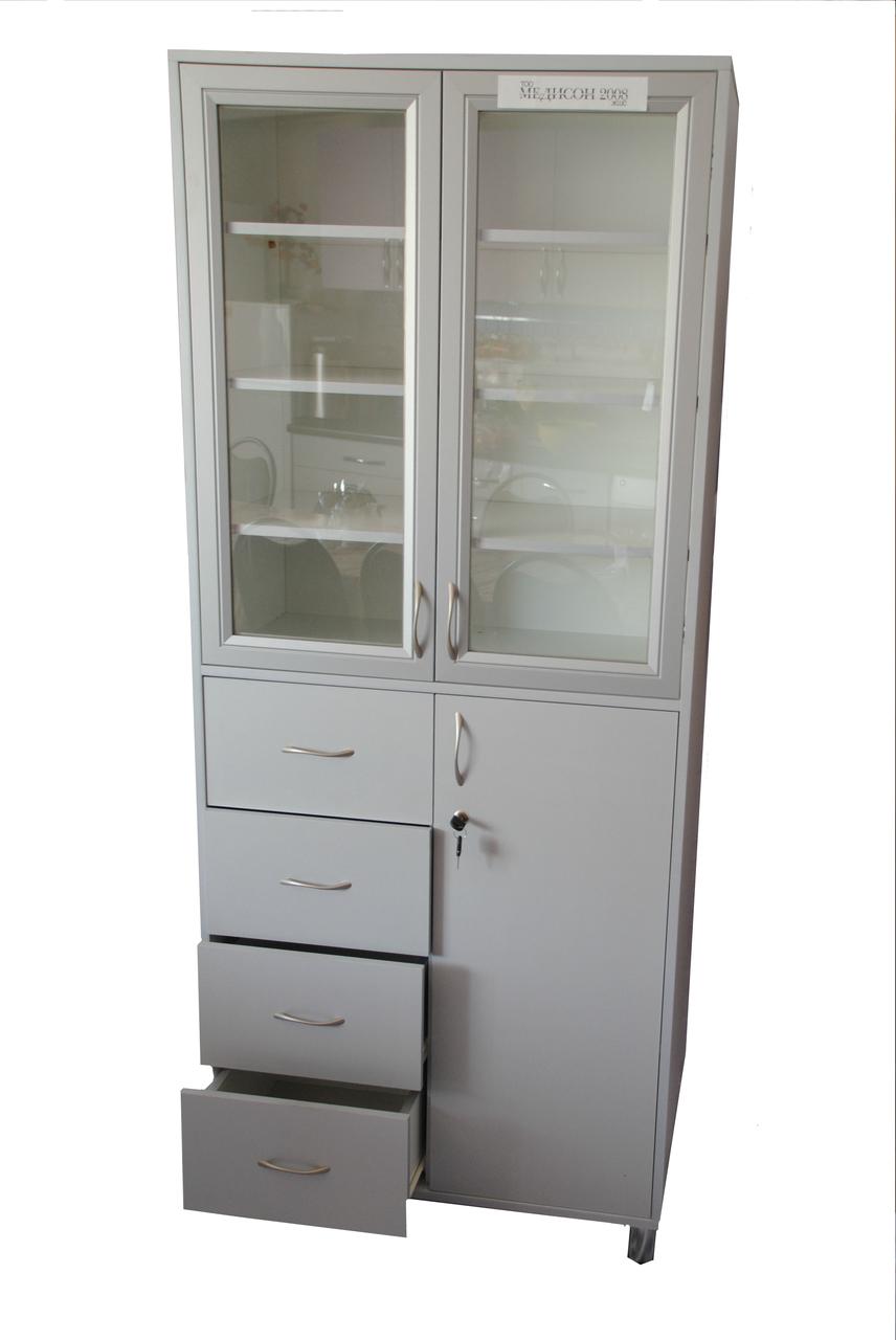 Шкаф с ячейками для хранения и распределения медицинский ШМЛ 018