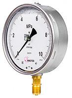 Вакуумметр, мановакуумметр, манометр точных измерений виброустойчивый ВТИ-ВУф, МВТИ-ВУф, МТИ-ВУф без корр. 0