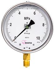 Вакуумметр, мановакуумметр, манометр точных измерений виброустойчивый ВТИ-ВУф, МВТИ-ВУф, МТИ-ВУф без корр. 0, фото 2