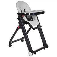 Детский стульчик для кормления Pituso Pina Серый, фото 1