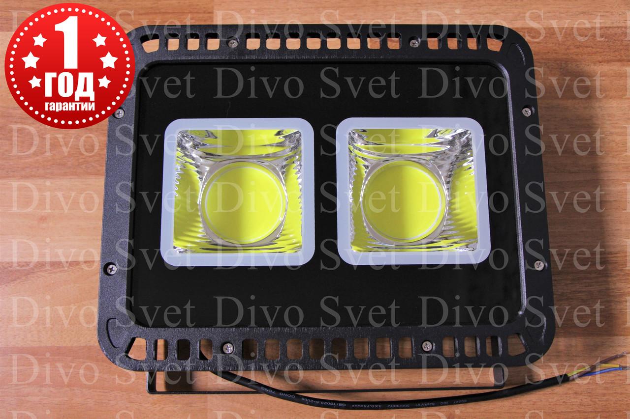 """Прожектор светодиодный COB7070 100 W """"Стандарт"""" серия, бюджетная. LED светильник 100 Вт. Прожекторы освещения."""