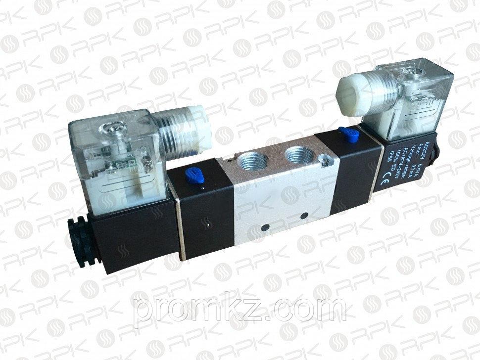 Пневмораспределитель 4V430С-15-220