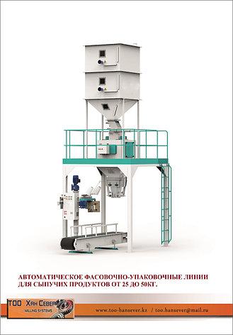 Фасовочное оборудование для зерна 600 мешков, фото 2