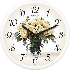 Настенные часы Салют