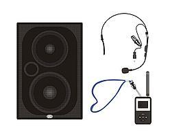 Настенный громкоговоритель ITC Audio T-250BM