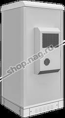 Шкаф климатический 22U 900х900мм с кондиционером 1500Вт 48VDC