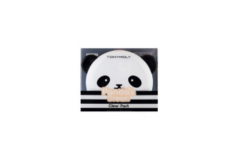 Tony Moly Panda's Dream Clear Pact - 02 beige